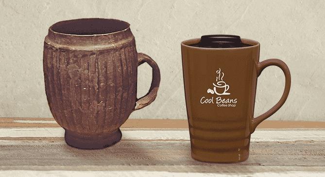 The history of travel mugs
