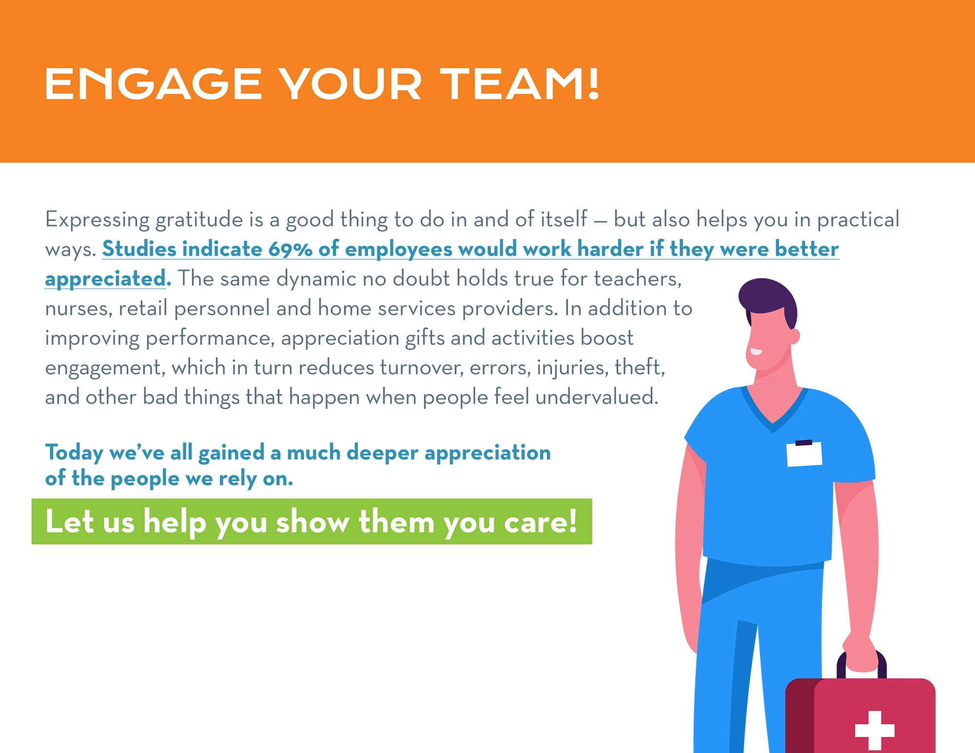 How to Engage Your Team