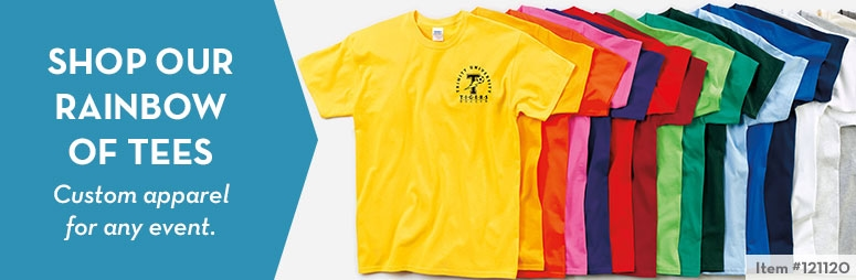 Promotional Apparel - Tees, Polo Shirts & Outerwear | Crestline