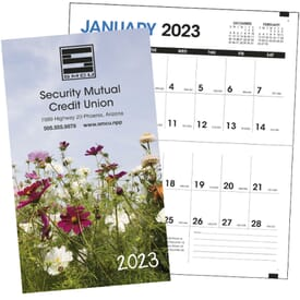 2021 Colorful Monthly Pocket Planner