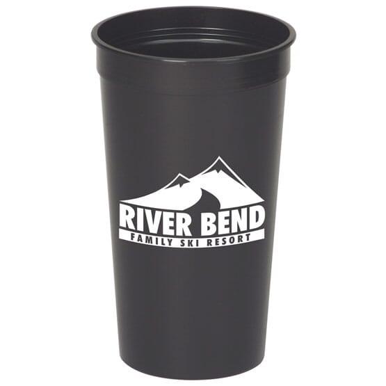 32 oz Solid Stadium Cup