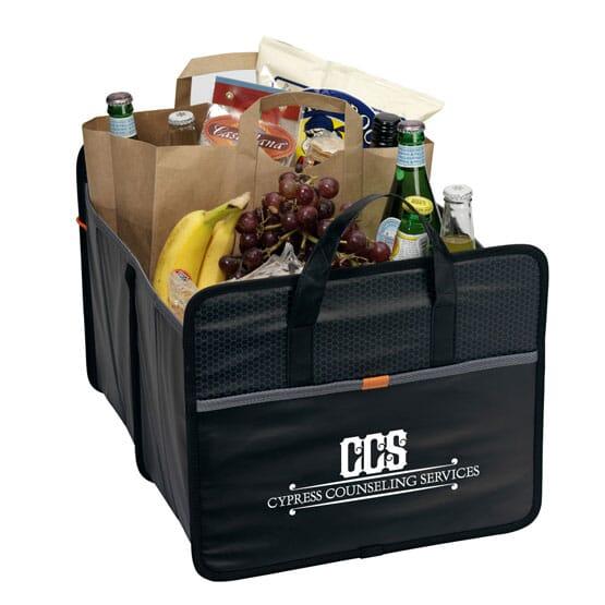 Cargo hauler car organizer