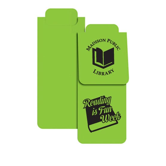 Flip and Clip Bookmark