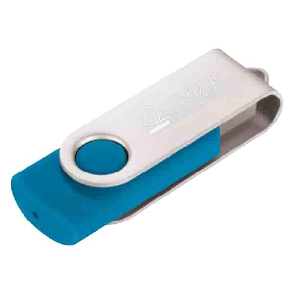 Fold-a-Flash USB Drive - 2GB