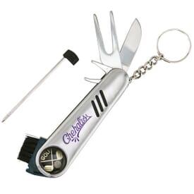 Golfer's 7 Function Multi-Tool