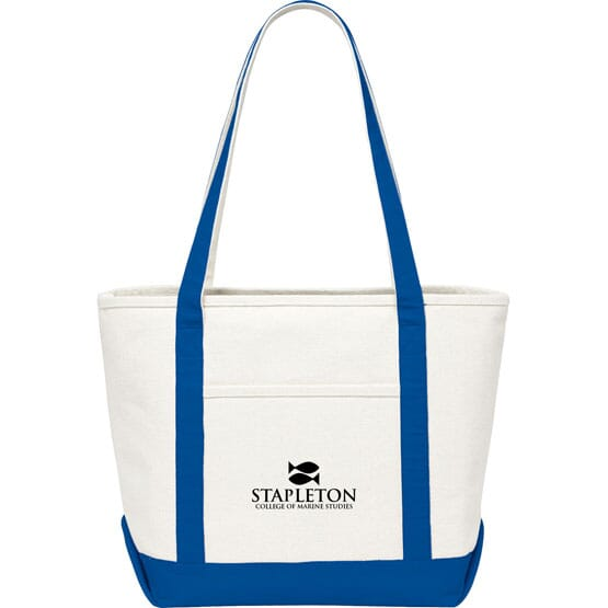 Classic boat tote bag