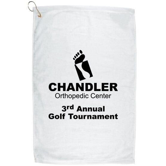 "Golf Towel 16"" x 25"""