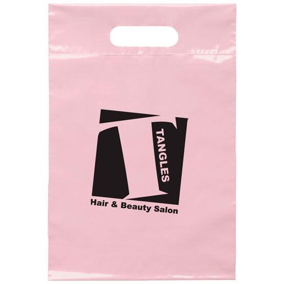 "9 1/2"" x 14"" Practical Plastic Bag"