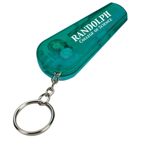 Whistle/Light Key Ring