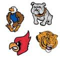 Temporary Tattoos Mascots