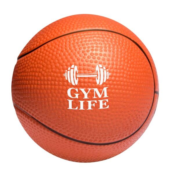 Stress Balls Basketball