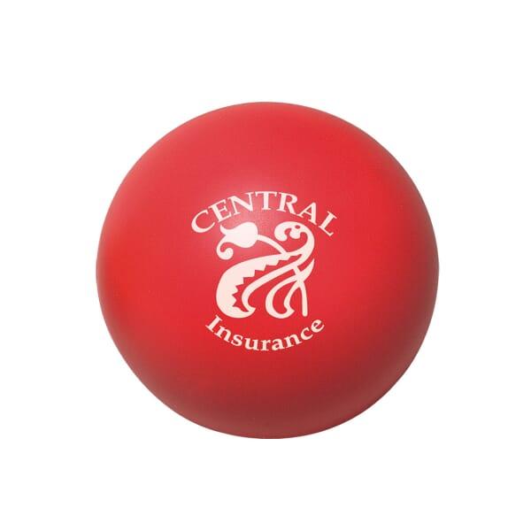 Round Stress Balls