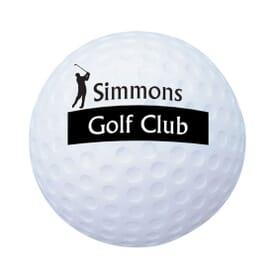 Stress Balls Golf Ball