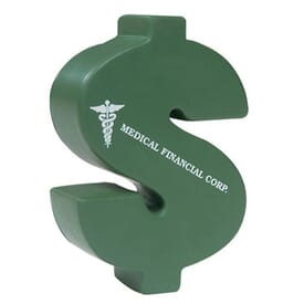 Stress Balls Dollar Sign