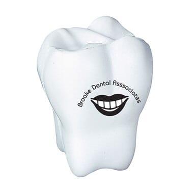 Stress Balls Tooth