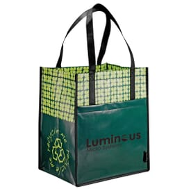 Laminated Grocery Tote