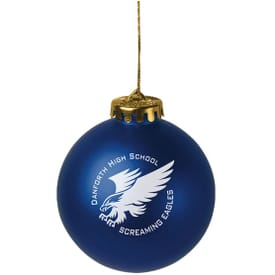 Shatterproof Holiday Ball Ornament