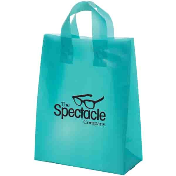 """10"""" x 13"""" x 5"""" Brite Plastic Bag"""