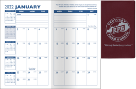2022 Predictable Monthly Planner- Solid