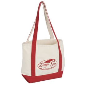 Traditional Canvas Tote