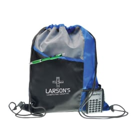 Essential Drawstring Backpack