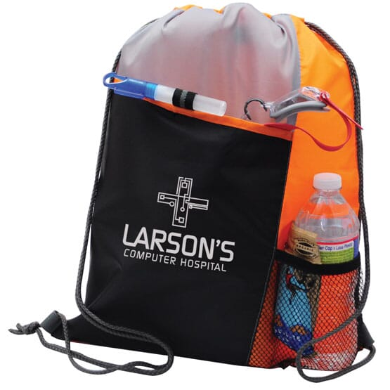 Essential Drawstring Backpack