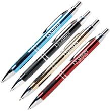 Metal executive pens