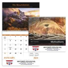 2022 Motivations Calendar - Spiral