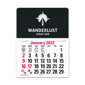 2020 Standard Press-N-Stick™ Calendar