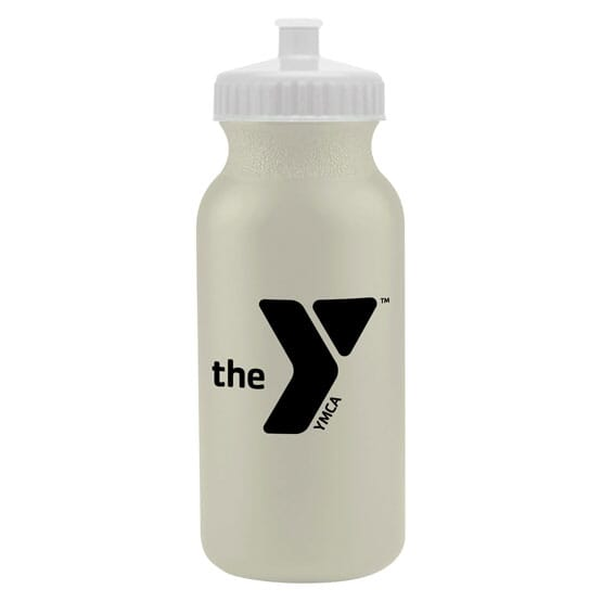 20 oz Bike and Sports Bottle - Frost