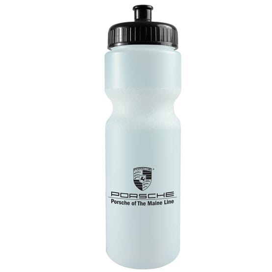 28 oz Bike and Sports Bottle - Frost