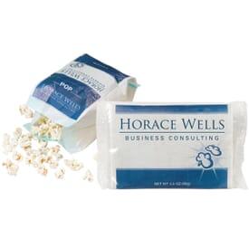 Microwave Popcorn White