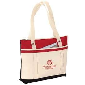 Nautical Times Tote - 24hr Service