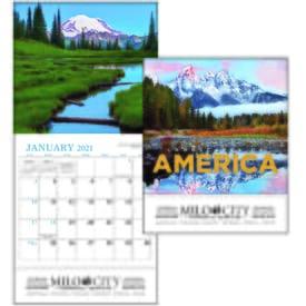 2020 Landscapes of America Calendar - Mini