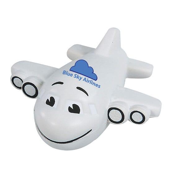 Stress Balls Smiley Plane