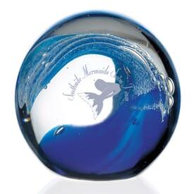 Wave Jaffa® Art Glass Award