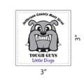 "Custom Temporary Tattoos - Square 3"" x 3"""