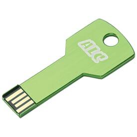 Key Shaped USB Flash Drive 8GB