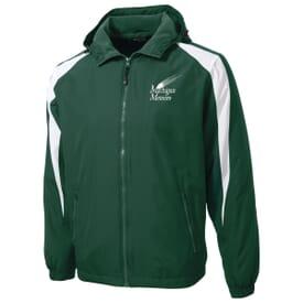 Sport-Tek® Fleece Lined Hooded Jacket