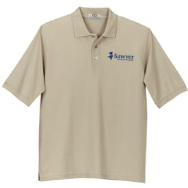 Corporate Cotton-Poly Polo