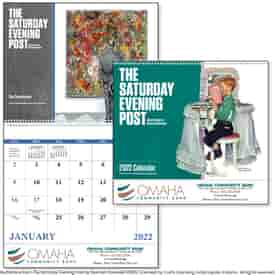 2022 Saturday Evening Post, Illustrations by Norman Rockwell