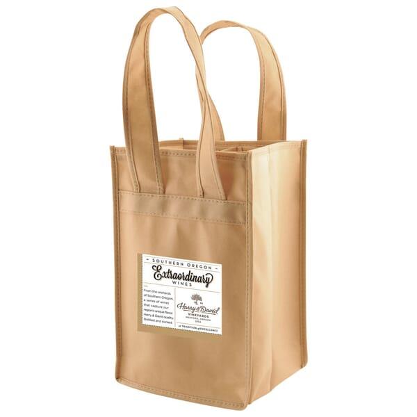 Wine Bag – 4 Bottles
