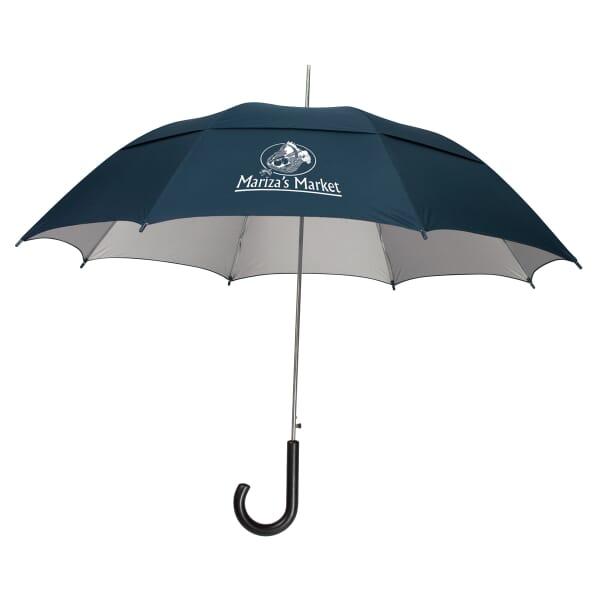 Rain Or Shine UV Umbrella - Crook Handle