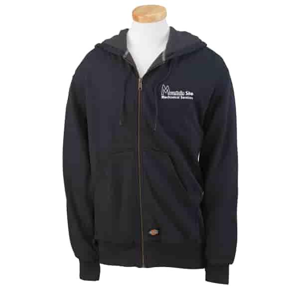 Dickies® Thermal-Lined Full Zip Hoodie