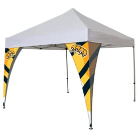 Tent Corner Banners