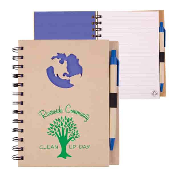 EcoShapes™ Theme Notebooks