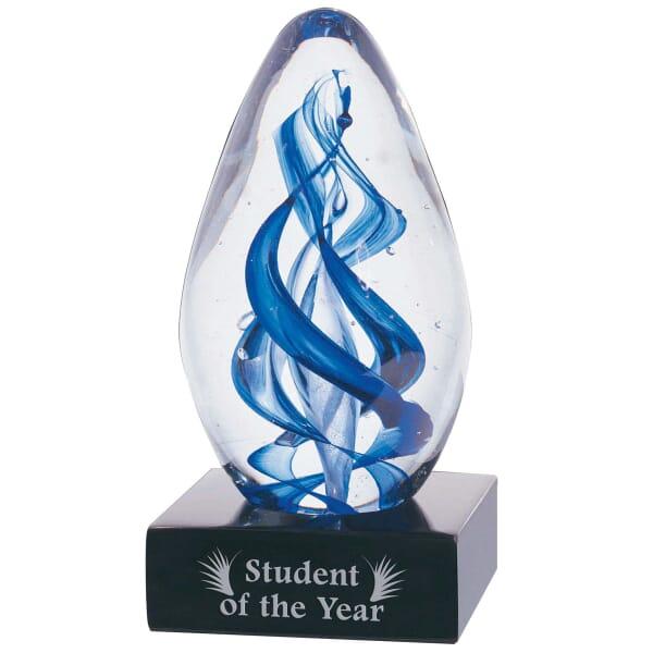 Aquarius Jaffa® Art Glass Award