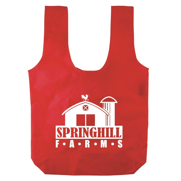 Fold-N-Go T-Shirt Handle Bag