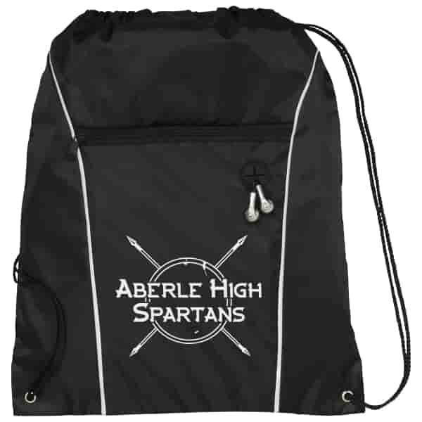 Funnel Drawstring Backpack