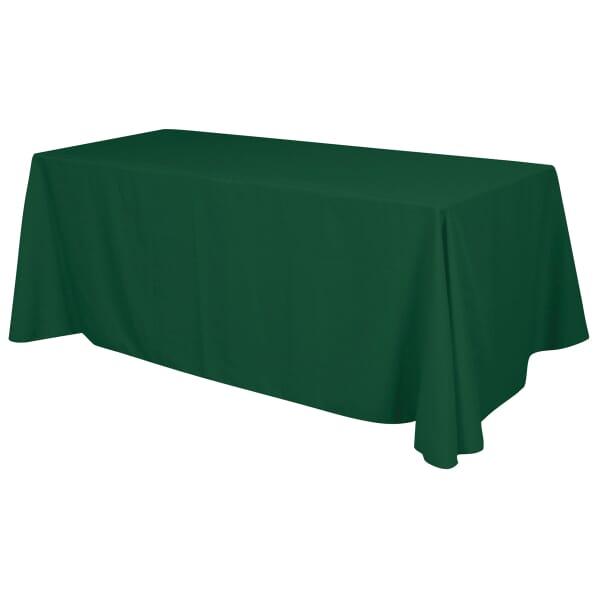 6ft Standard Table Throw-Blank